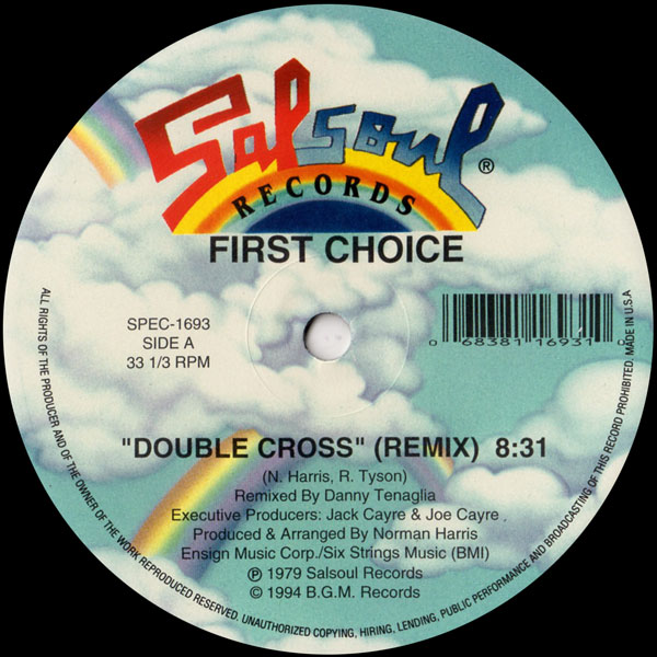 first-choice-double-cross-tenaglia-remix-love-thang-tee-scott-morales-remixes-unidisc-cover