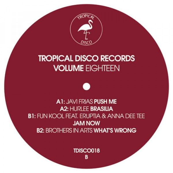 various-artists-tropical-disco-records-vol-18-tropical-disco-records-cover