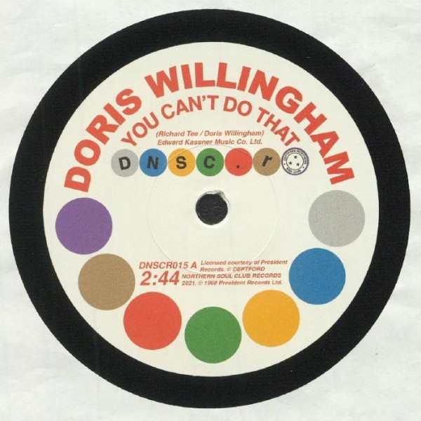 doris-willingham-pat-hevery-with-the-tiaras-you-cant-do-that-cant-get-you-out-of-my-mind-deptford-northern-soul-club-cover