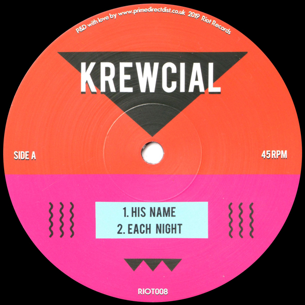 krewcial-his-name-ep-riot-records-cover