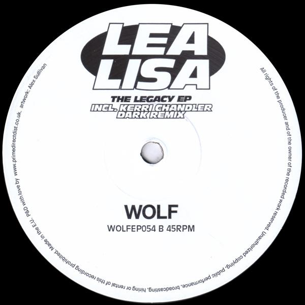 lea-lisa-the-legacy-ep-kerri-chandler-remix-wolf-music-cover