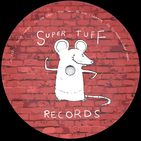 NILES COOPER/House Gospel EP/SUPER TUFF - Vinyl Records