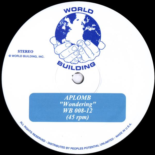 aplomb-wondering-world-building-cover