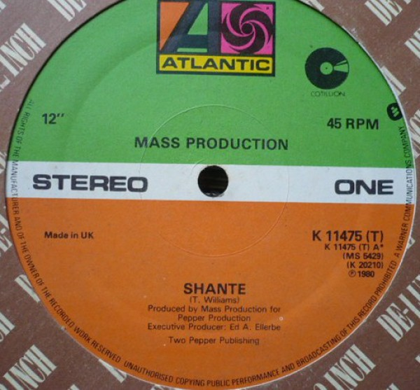 mass-production-shante-your-love-used-vinyl-vg-sleeve-vg-atlantic-cover