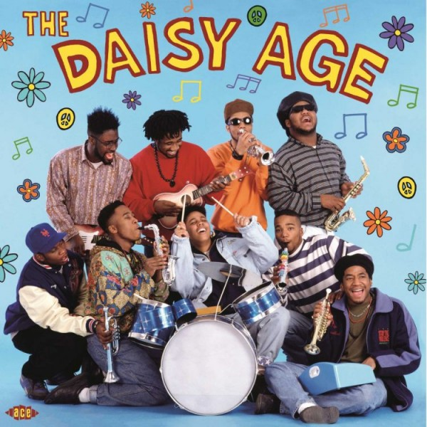de-la-soul-a-tribe-called-quest-various-artists-the-daisy-age-lp-ace-records-cover