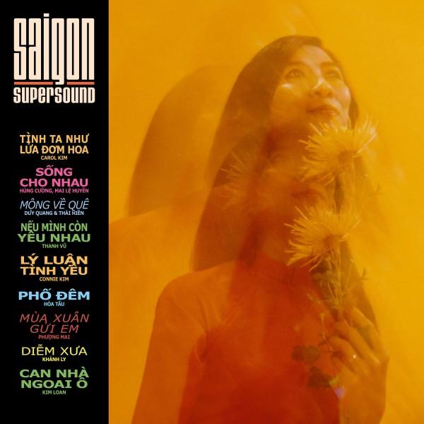 VARIOUS ARTISTS/Saigon Supersound Vol 2 LPt/SAIGON SUPERSOUND