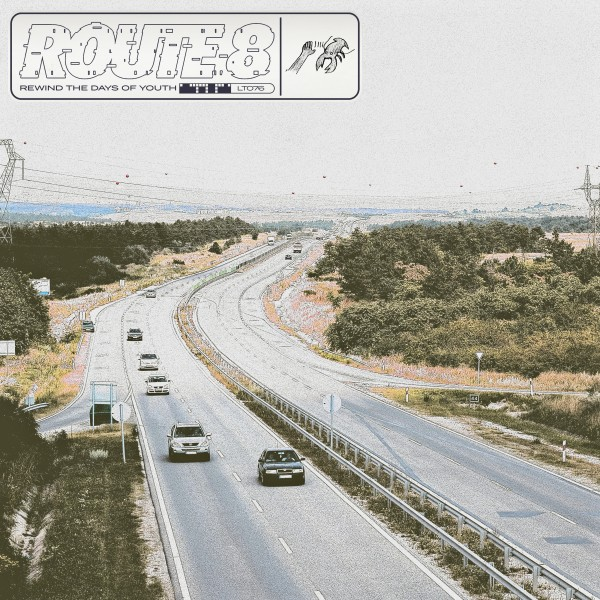 route-8-rewind-the-days-of-youth-lp-pre-order-lobster-theremin-cover