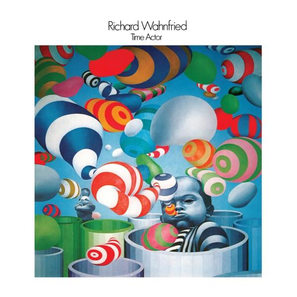 richard-wahnfried-time-actor-lp-dark-entries-cover