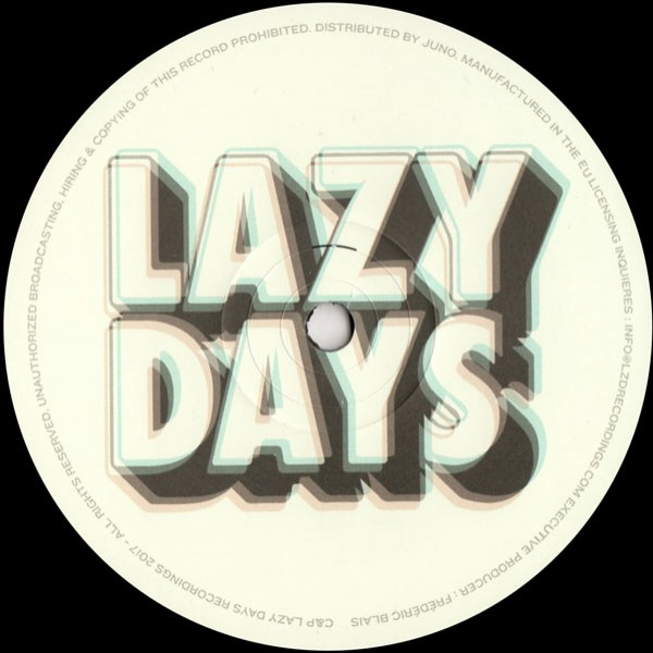 aroop-roy-my-home-ep-lazy-days-cover