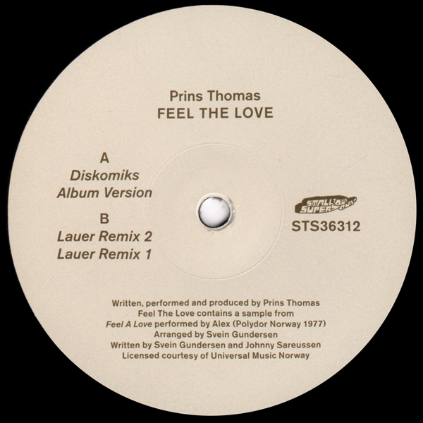 Feel The Love (Lauer Remix)