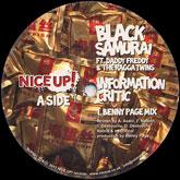 black-samurai-information-critic-nice-up-cover