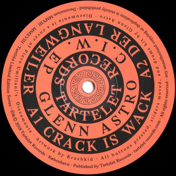 glenn-astro-ciw-ep-tartelet-records-cover