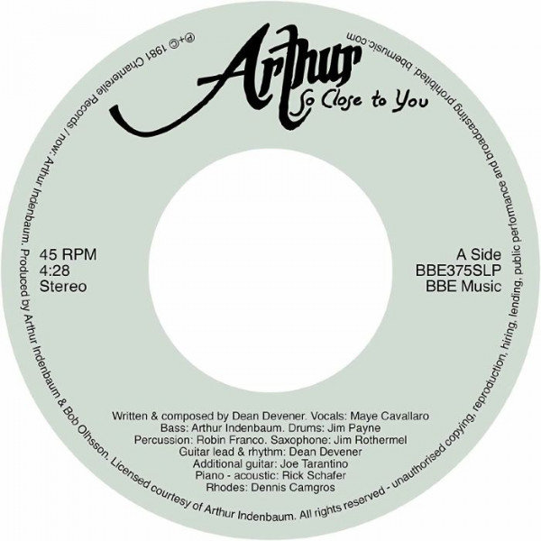 arthur-future-force-so-close-to-you-reincarnation-bbe-records-cover