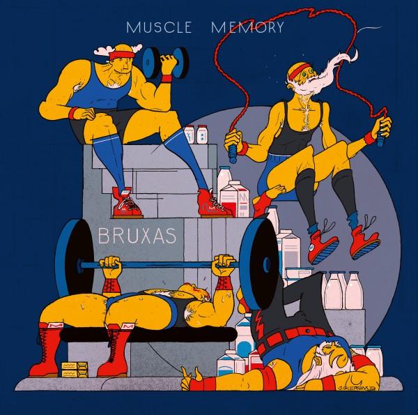 bruxas-muscle-memory-lp-dekmantel-cover