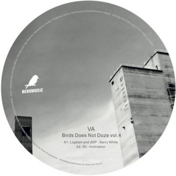 various-artists-birds-does-not-doze-vol-4-nervmusic-records-cover