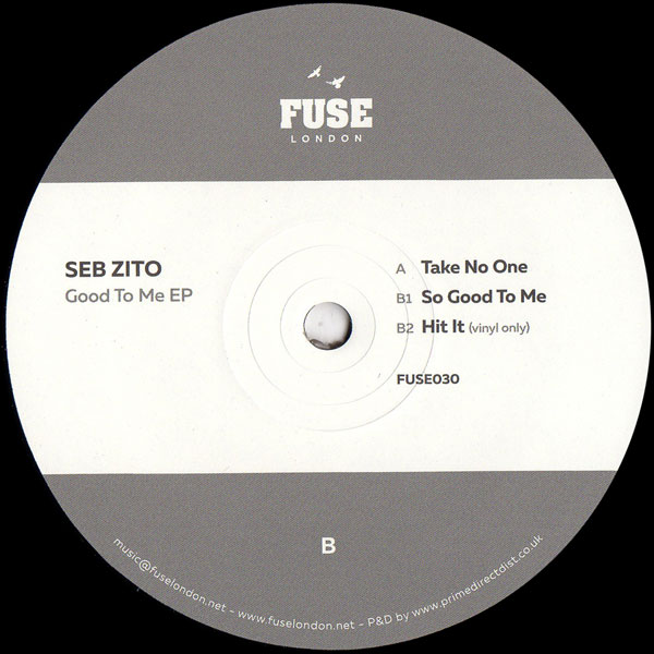 seb-zito-good-to-me-ep-fuse-london-cover