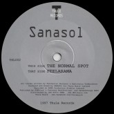sanasol-the-normal-spot-feelarama-thule-records-cover