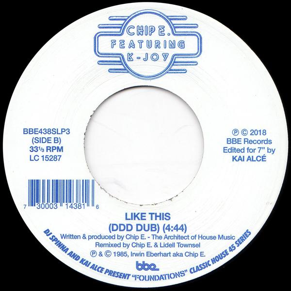 Like This (House Mix) & (DDD Dub)