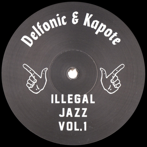 delfonic-kapote-illegal-jazz-vol1-toy-toye-records-cover
