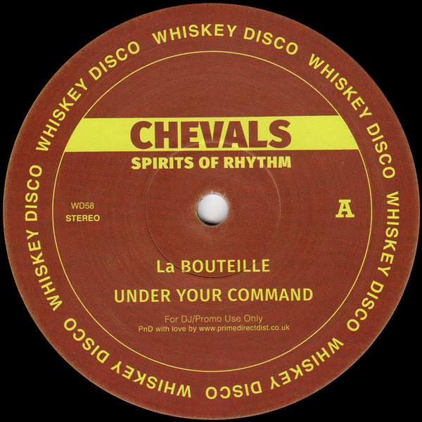 chevals-spirits-of-rhythm-ep-whiskey-disco-cover