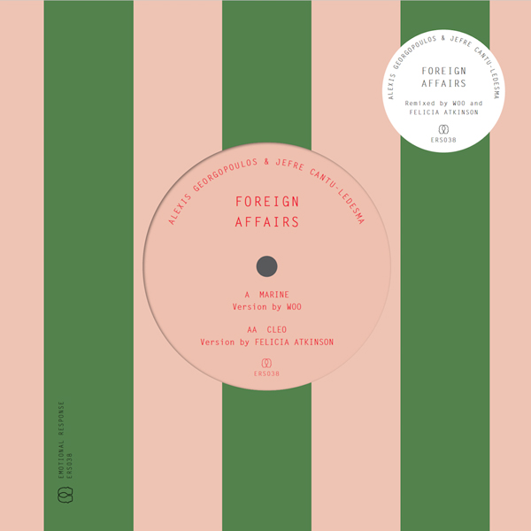 alexis-georgopoulos-jefre-cantu-ledesma-foreign-affairs-woo-felicia-atkinson-remixes-emotional-response-cover