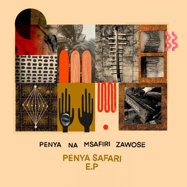 penya-na-msafiri-zawose-penya-safari-ep-on-the-corner-records-cover