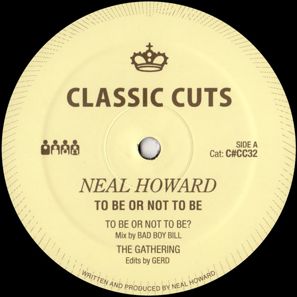 neal-howard-to-be-or-not-to-be-clone-classic-cuts-cover
