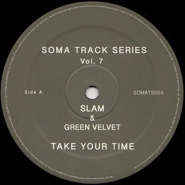 slam-green-velvet-take-your-time-soma-cover