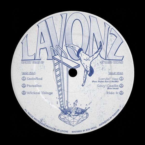 lavonz-uncut-gems-dansu-discs-cover