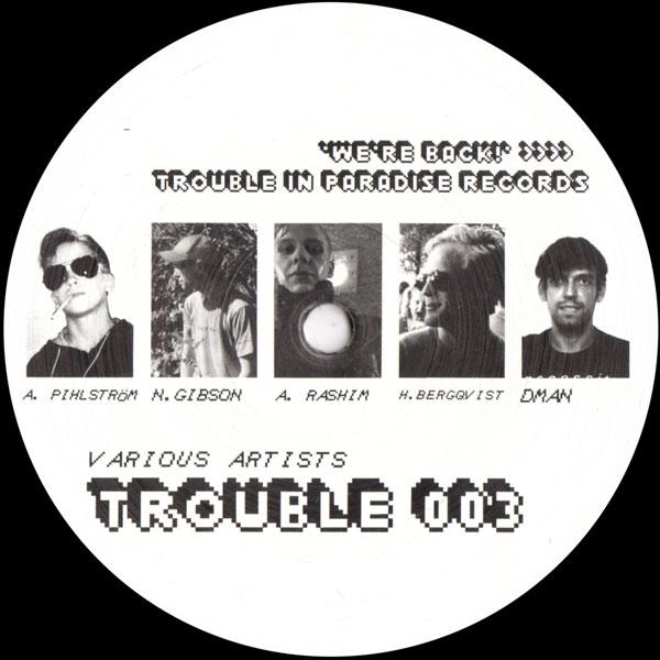abdulla-rashim-henrik-bergqvist-various-artists-trouble-003-trouble-in-paradise-cover