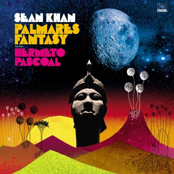 sean-khan-featuring-hermeto-pascoal-palmares-fantasy-lp-far-out-recordings-cover