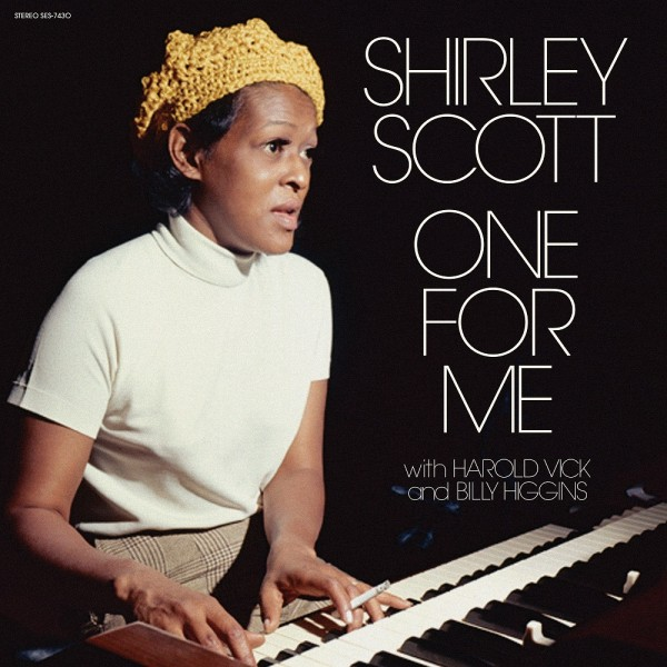 shirley-scott-one-for-me-lp-arc-records-cover