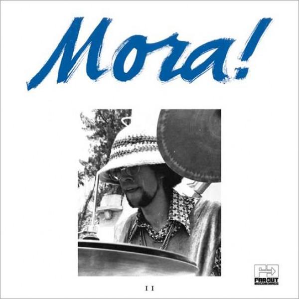 francisco-mora-catlett-mora-ii-lp-far-out-recordings-cover