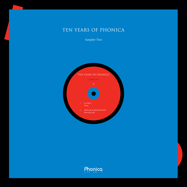 medlar-red-rackem-moire-stl-lo-shea-ten-years-of-phonica-sampler-two-phonica-records-cover