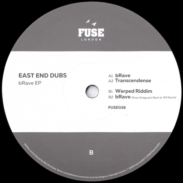 east-end-dubs-brave-ep-enzo-siragusa-remix-fuse-london-cover
