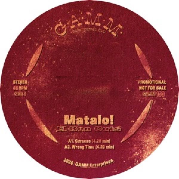 matalo-el-ron-cuts-gamm-records-cover