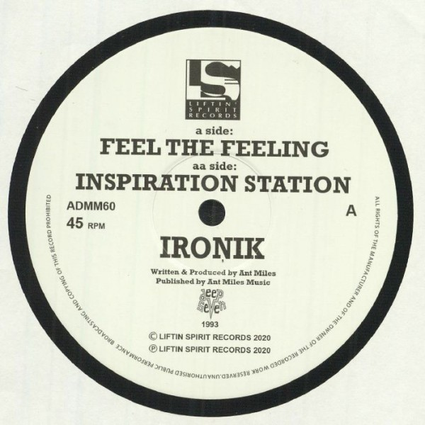 ironik-feel-the-feeling-liftin-spirits-cover