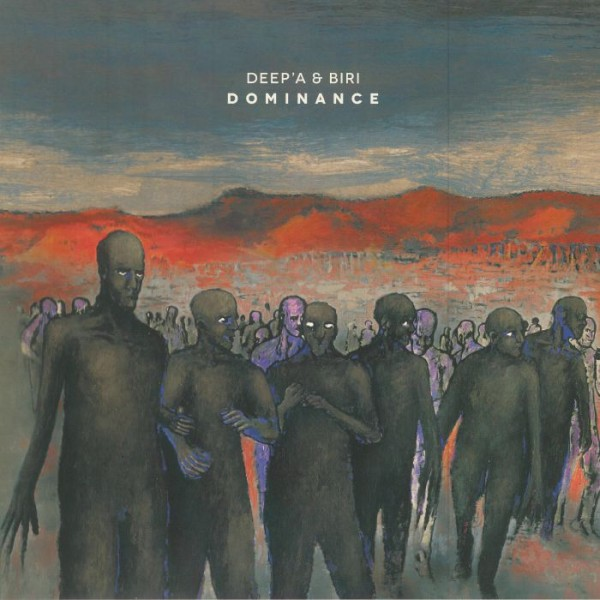 deepa-biri-dominance-lp-black-crow-records-cover
