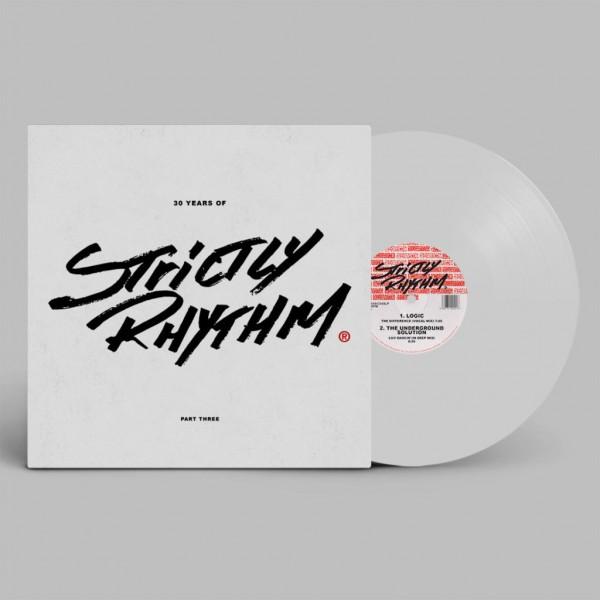 logic-underground-solution-armand-van-helden-30-years-of-strictly-rhythm-part-three-lp-white-vinyl-strictly-rhythm-cover