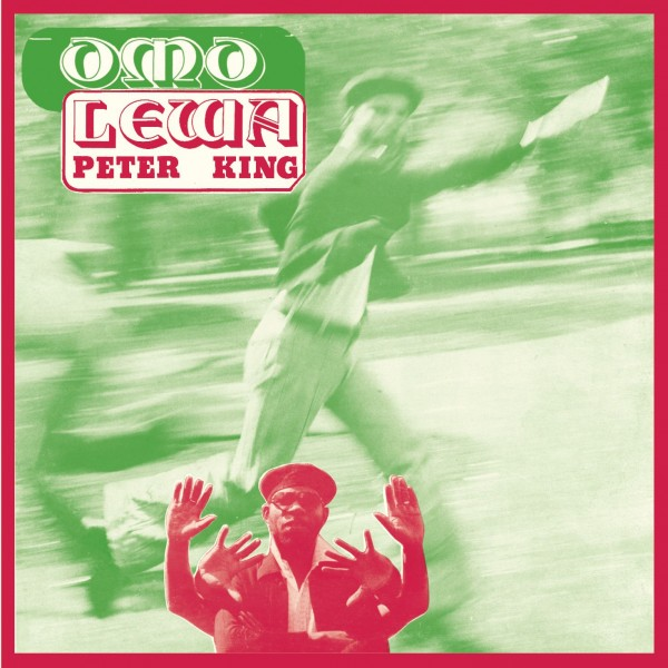 peter-king-omo-lewa-lp-mr-bongo-cover