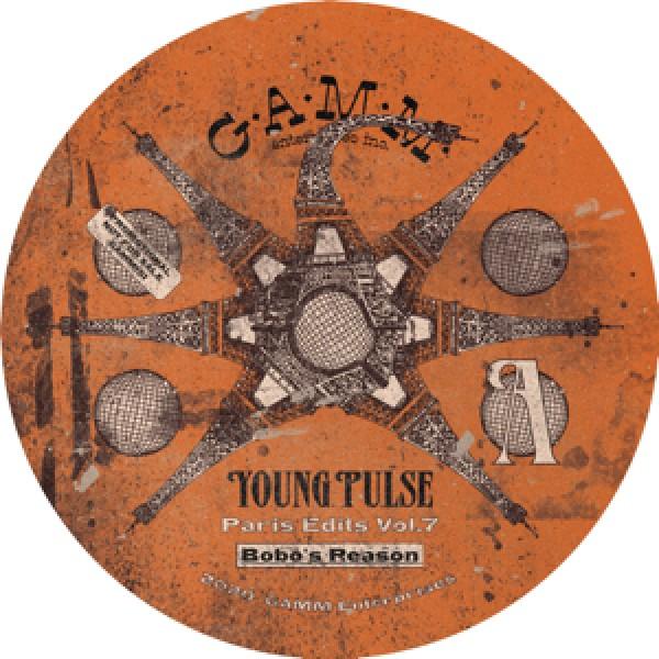 young-pulse-paris-edits-vol-7-pre-order-gamm-records-cover