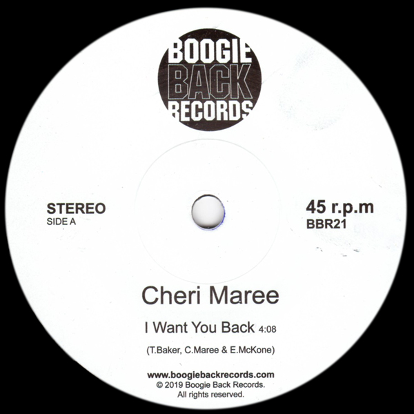 cheri-maree-i-want-you-back-starting-over-again-boogie-back-records-cover