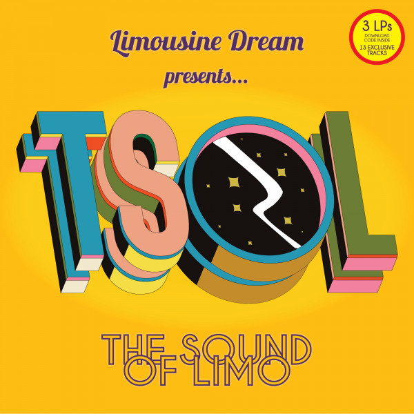 gene-on-earth-liquid-earth-james-andrew-various-artists-the-sound-of-limo-lp-pre-order-limousine-dream-cover