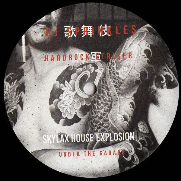 dj-sprinkles-hardrock-striker-under-the-garage-skylax-cover
