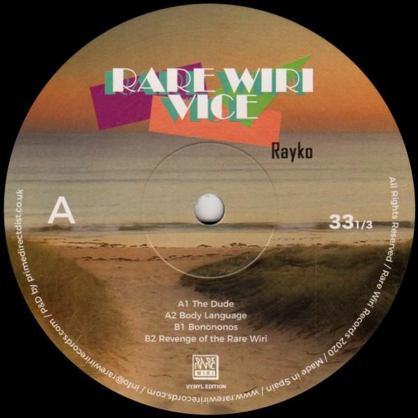rayko-rare-wiri-vice-ep-rare-wiri-cover