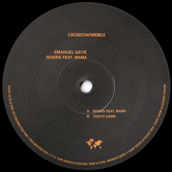 emanuel-satie-rivers-crosstown-rebels-cover