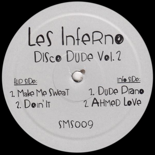 les-inferno-disco-dude-vol-2-samosa-records-cover