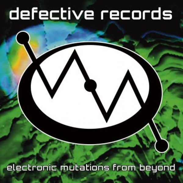 mike-parker-solar-x-various-artists-electronic-mutations-from-beyond-lp-defective-records-cover