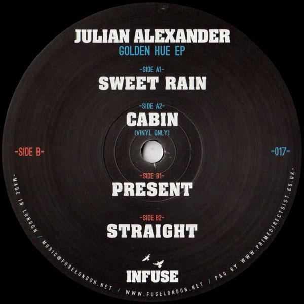 julian-alexander-golden-hue-ep-infuse-cover