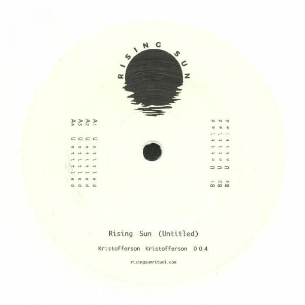 7d0d107ebd RISING SUN/Rising Sun (Untitled)/RISING SUN - Vinyl Records ...